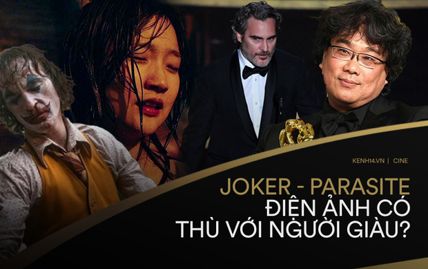 Nhìn về Oscars 2020, từ Parasite tới Joker: Thế giới điện ảnh liệu có thù hằn với người giàu? - Ảnh 1.