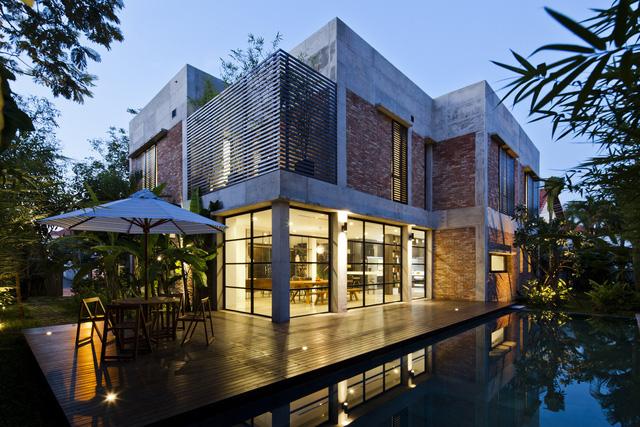 Bên trong biệt thự vạn người mê ở ngoại ô Sài Gòn - Ảnh 12.