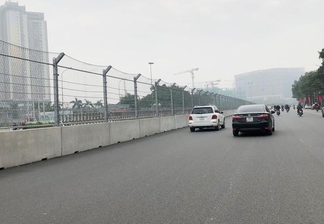 Soi mặt đường đua F1 Mỹ Đình có tốc độ 300km/h  - Ảnh 8.