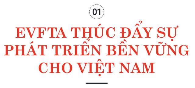 Trưởng phái đoàn EU tại Việt Nam: EVFTA là bệ phóng đưa Việt Nam tham gia sâu vào chuỗi cung ứng toàn cầu, có thể tăng lượng xuất khẩu vào EU thêm 15 tỷ EUR - Ảnh 2.