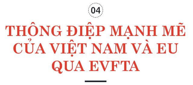 Trưởng phái đoàn EU tại Việt Nam: EVFTA là bệ phóng đưa Việt Nam tham gia sâu vào chuỗi cung ứng toàn cầu, có thể tăng lượng xuất khẩu vào EU thêm 15 tỷ EUR - Ảnh 7.