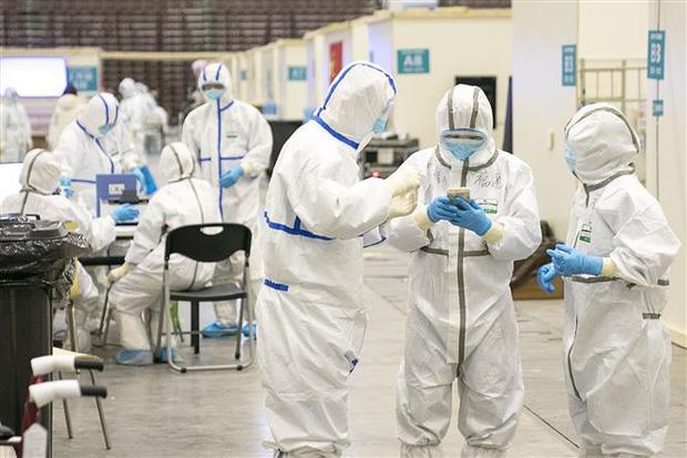 Pháp ghi nhận ca tử vong đầu tiên vì COVID-19 ngoài châu Á - Ảnh 1.