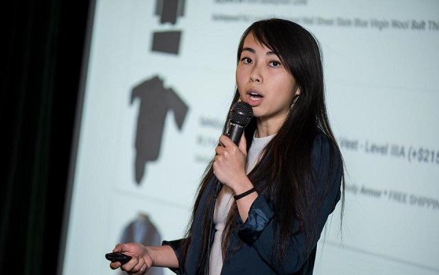 Forbes 30 under 30: Cô gái gốc Việt lập công ty bán áo chống đạn tại Mỹ - Ảnh 1.