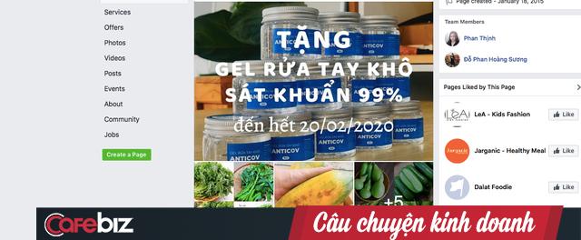 Các doanh nghiệp Việt marketing trong 'bão' Corona: Startup rau hữu cơ bán thêm gel rửa tay, ngân hàng mở gói vay ưu đãi cho ngành y tế, công ty khóa tặng chuông cửa thông minh cho bệnh viện - Ảnh 1.