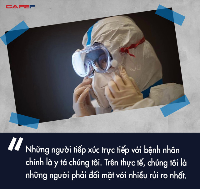 10 ngày chiến đấu sống còn với virus corona của nữ y tá giữa tâm dịch Vũ Hán: Làm quần quật 8 tiếng không kịp ăn bữa cơm, đau đớn nhìn từng đồng nghiệp gục ngã - Ảnh 1.