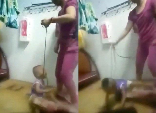 Đề nghị xử lý nghiêm người mẹ đánh đập con dã man ở Bình Dương  - Ảnh 2.