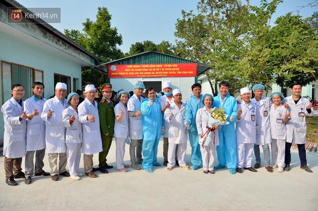 15 người nhiễm Covid-19 ở Việt Nam đã khỏi bệnh - Ảnh 1.