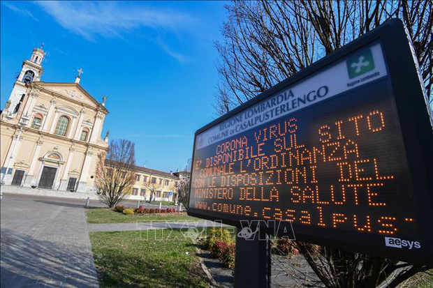 Xác nhận 79 ca nhiễm nCoV, Italy phong tỏa các điểm nóng bùng phát dịch - Ảnh 1.