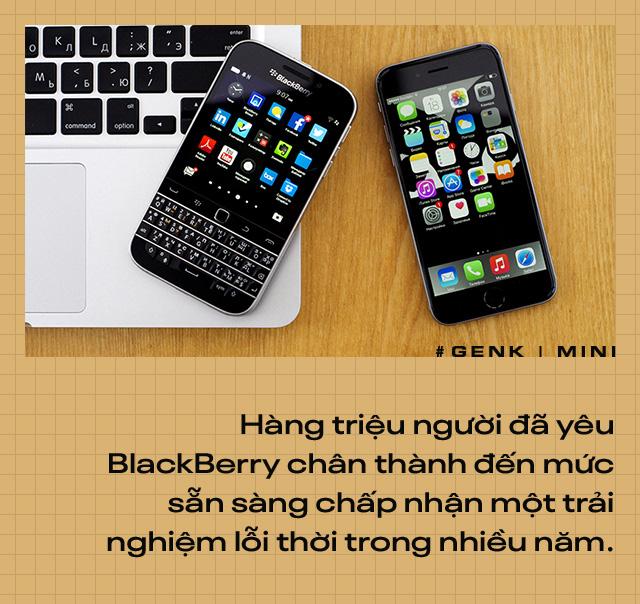 Cái chết tức tưởi của BlackBerry là minh chứng cho thấy không có thứ gì gọi là tình yêu công nghệ cả - Ảnh 2.