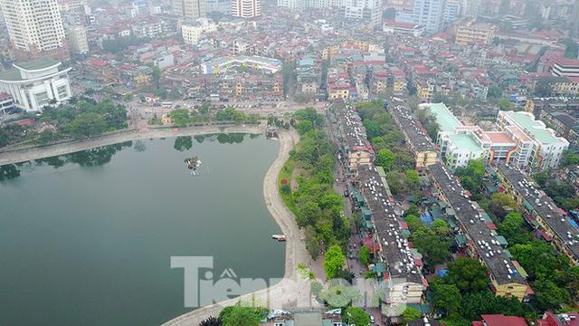 Hà Nội khẳng định không lấp hồ Thành Công để xây chung cư - Ảnh 1.