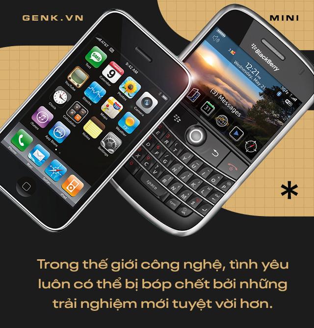 Cái chết tức tưởi của BlackBerry là minh chứng cho thấy không có thứ gì gọi là tình yêu công nghệ cả - Ảnh 4.
