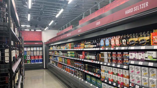 Bên trong cửa hàng thực phẩm không thu ngân đầu tiên của Amazon - Ảnh 7.