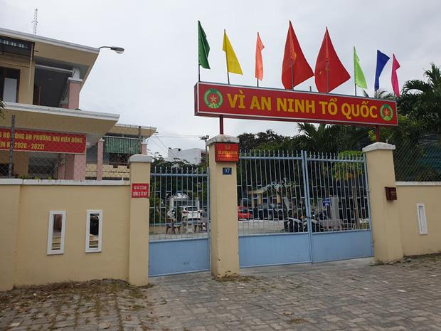 9 Công an phường ở Đà Nẵng phải theo dõi sức khỏe do tiếp xúc với người đến từ vùng tâm dịch Hàn Quốc - Ảnh 2.