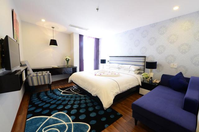 Cận cảnh khách sạn cho nhân viên nghỉ việc 4 tháng, trợ cấp 1,5 triệu đồng/người/tháng, lương sếp cũng như nhân viên vì Covid-19 - Ảnh 8.