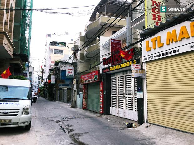 Nha Trang sau ca nhiễm virus corona đầu tiên từ người sang người: Không còn người Hoa, cửa hàng đóng vì ế ẩm - Ảnh 3.