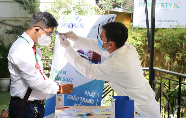 Doanh nghiệp BĐS cấp tập ứng phó với dịch virus Corona - Ảnh 12.