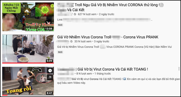 Lại thêm một Youtuber 2 triệu subs dàn dựng bị sốt và ho khan công phu để câu view từ dịch do virus Corona, dân tình kêu gọi tẩy chay - Ảnh 4.