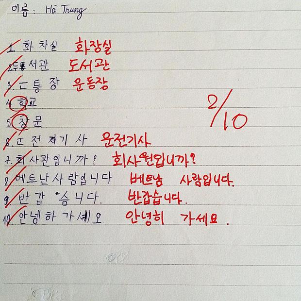 Thầy giáo soái ca gây sốt với bảng thành tích 10 năm: Thủ khoa ĐH, 11 lần nhận học bổng, mua nhà Vinhomes 4 tỷ, làm chủ 4 Trung tâm Tiếng Hàn - Ảnh 1.