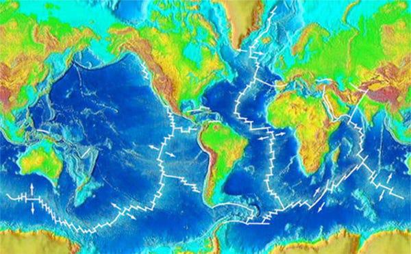 Nếu hút hết nước khỏi biển, Trái Đất sẽ trông như thế nào? - Ảnh 1.