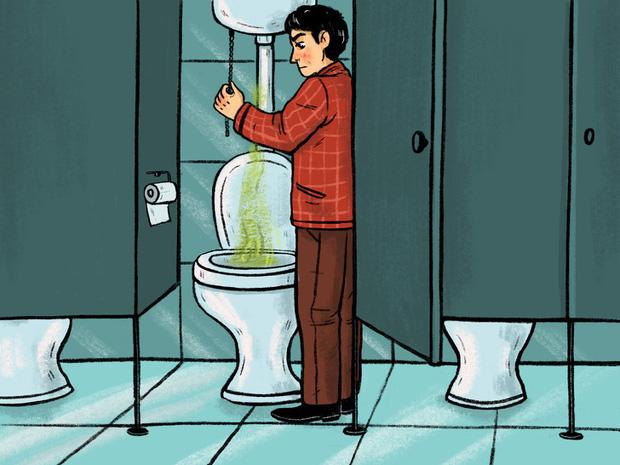9 lý do để cửa toilet công cộng lúc nào cũng có kẽ hở lớn, dù giận tím người nhưng nghe xong ai cũng công nhận cực kỳ thuyết phục - Ảnh 5.