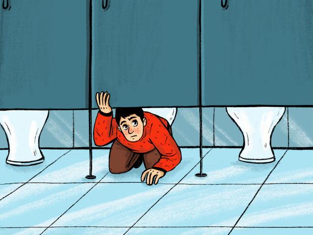 9 lý do để cửa toilet công cộng lúc nào cũng có kẽ hở lớn, dù giận tím người nhưng nghe xong ai cũng công nhận cực kỳ thuyết phục - Ảnh 7.