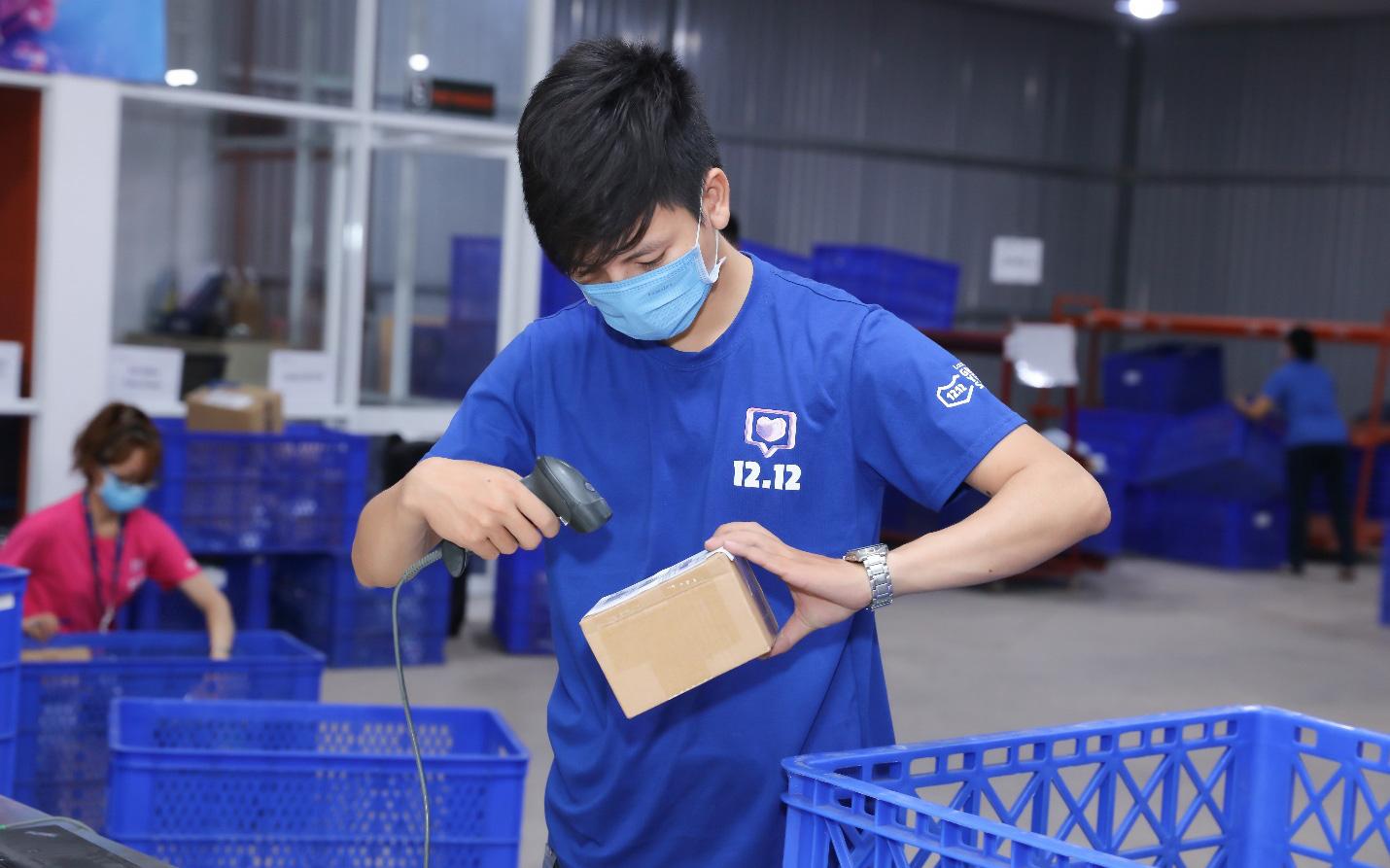 Thương mại điện tử: Thêm nhiều giải pháp giao hàng an toàn, không tiếp xúc