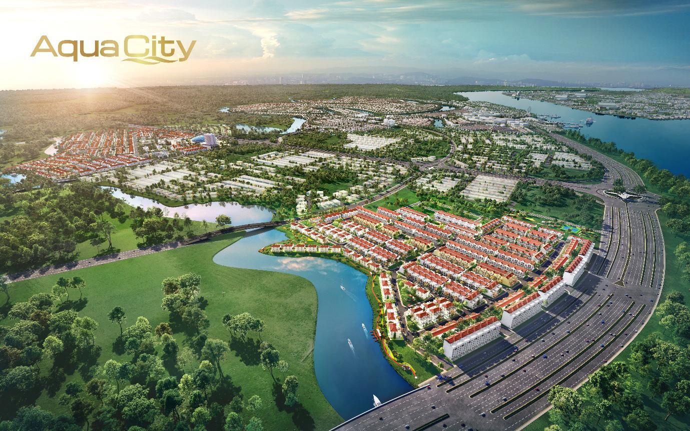"""Nhà đầu tư miền Bắc """"bắt sóng"""" bất động sản sinh thái phía Đông Sài Gòn"""