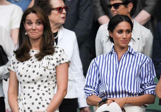 Phản ứng bất ngờ của vợ chồng Công nương Kate khi Meghan Markle sắp quay về hoàng gia Anh, đem lại mối đe dọa lớn  - Ảnh 2.
