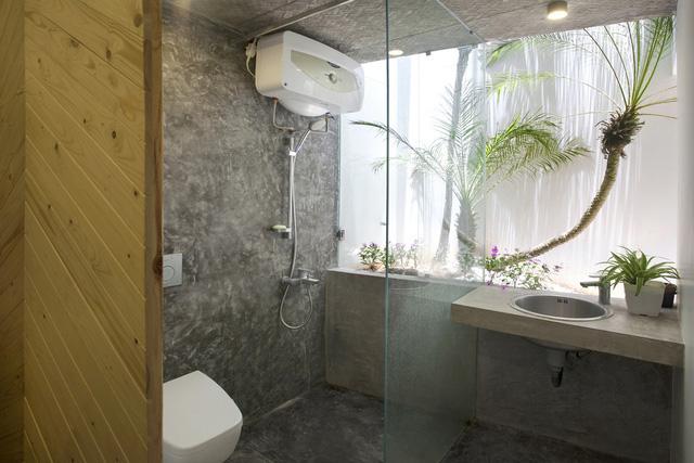 Ngôi nhà 40 m2 tối giản khác biệt trong căn hẻm nhỏ Hà Nội - Ảnh 5.