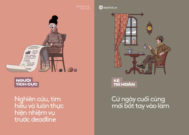 Đây chính là những khác nhau dễ thấy nhất giữa người làm việc hiệu quả và kẻ lúc nào cũng thích trì hoãn - Ảnh 3.