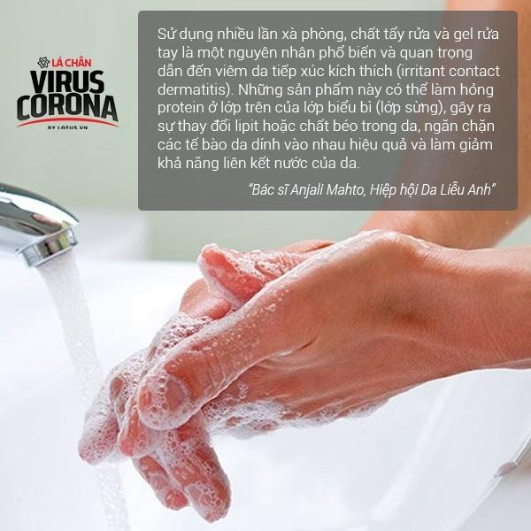 6 điều nên làm để bàn tay khỏe mạnh không lây nhiễm COVID-19 - Ảnh 1.