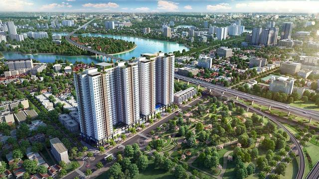 Nhận diện những điểm sáng thị trường bất động sản Hà Nội trong thời Covid-19 - Ảnh 1.