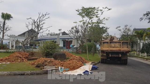 Bên trong dự án Vườn Vua hơn 1.400 tỷ vướng hàng loạt sai phạm ở Phú Thọ - Ảnh 14.