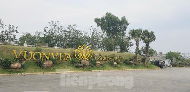Bên trong dự án Vườn Vua hơn 1.400 tỷ vướng hàng loạt sai phạm ở Phú Thọ - Ảnh 15.