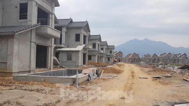 Bên trong dự án Vườn Vua hơn 1.400 tỷ vướng hàng loạt sai phạm ở Phú Thọ - Ảnh 7.