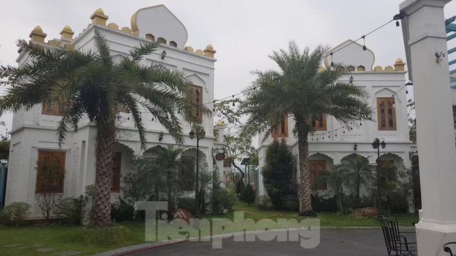 Bên trong dự án Vườn Vua hơn 1.400 tỷ vướng hàng loạt sai phạm ở Phú Thọ - Ảnh 9.
