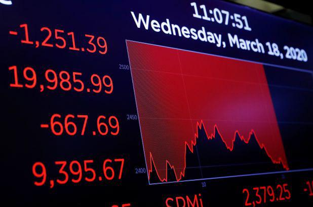 Chính phủ các nước đang bơm hàng trăm tỷ USD vào nền kinh tế nhằm ngăn chặn nguy cơ xảy ra cuộc khủng hoảng lớn nhất lịch sử  - Ảnh 2.