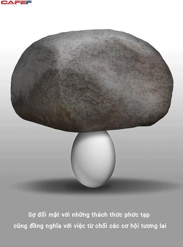 Phỏng vấn hỏi Một người cầm trứng chọi đá xong, tại sao trứng lại không vỡ?: Đây mới là 2 câu trả lời nhà tuyển dụng muốn nghe - Ảnh 2.