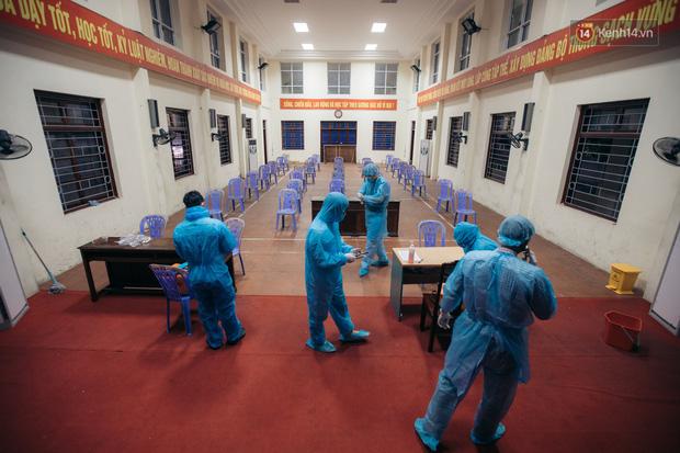 Những chú bộ đội, nhân viên y tế qua ống kính một du học sinh đang cách ly ở Bắc Ninh: Thật hạnh phúc khi được ở đây! - Ảnh 18.