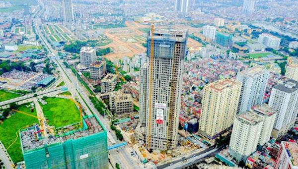 Đề xuất giãn thuế và tiền thuê đất cứu doanh nghiệp địa ốc lâm nguy vì đại dịch - Ảnh 1.