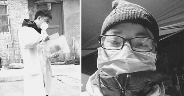Bác sĩ Trung Quốc qua đời vì kiệt sức sau 39 ngày làm việc liên tục chống dịch virus corona, để lại vợ và hai con nhỏ - Ảnh 2.