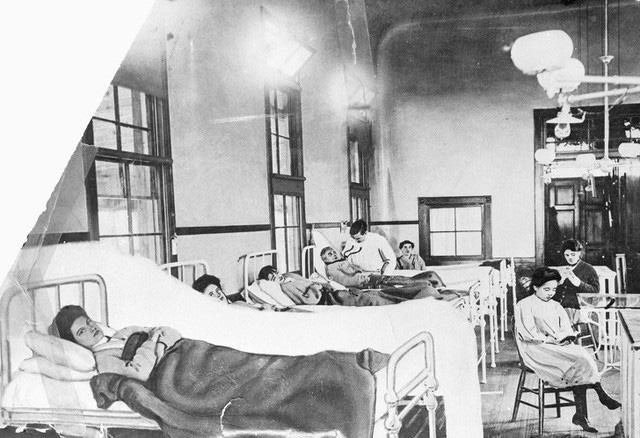 Ngoài bệnh nhân số 31, đây là ca siêu lây nhiễm từng gây ám ảnh trong lịch sử: Cô đầu bếp reo rắc mầm bệnh cho cả New York với một đĩa thức ăn - Ảnh 2.