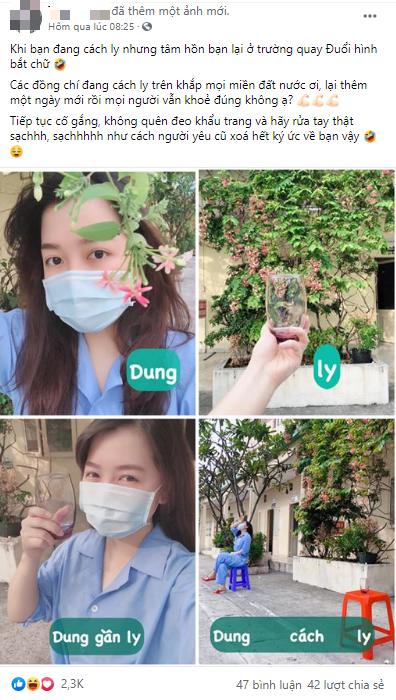 Nhật ký cách ly online của du học sinh Hàn ở Sài Gòn: Đồ ăn ngon, nhân viên y tế cực kì chu đáo, còn cho mượn lưới để chơi cầu lông... - Ảnh 3.