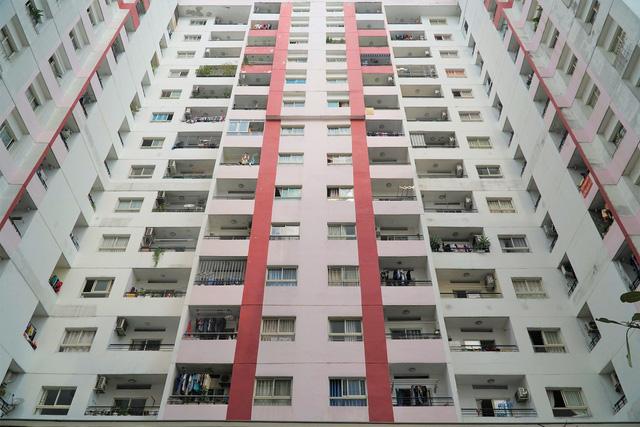 Cuộc sống trong chung cư duy nhất có căn hộ 25 m2 được Bộ Xây dựng chấp thuận - Ảnh 1.