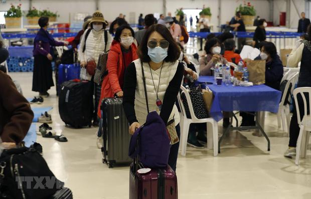 92 quốc gia và vùng lãnh thổ hạn chế nhập cảnh du khách từ Hàn Quốc - Ảnh 1.