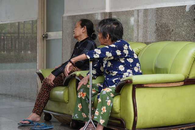 Cuộc sống trong chung cư duy nhất có căn hộ 25 m2 được Bộ Xây dựng chấp thuận - Ảnh 11.