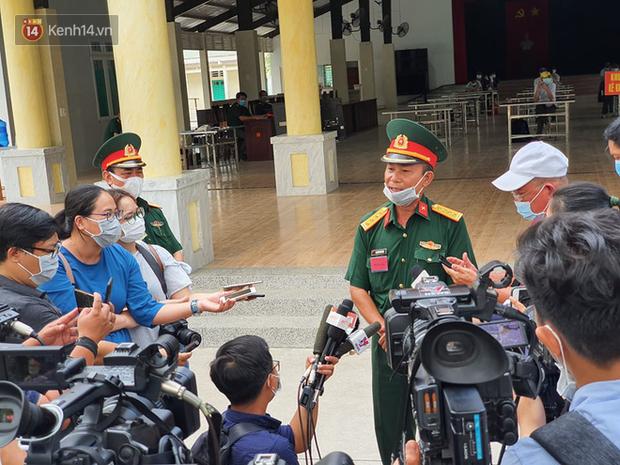 Ảnh: Diễn tập tình huống trên 30.000 người mắc Covid-19 tại Việt Nam - Ảnh 17.