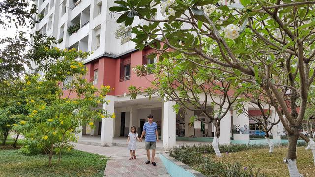 Cuộc sống trong chung cư duy nhất có căn hộ 25 m2 được Bộ Xây dựng chấp thuận - Ảnh 17.