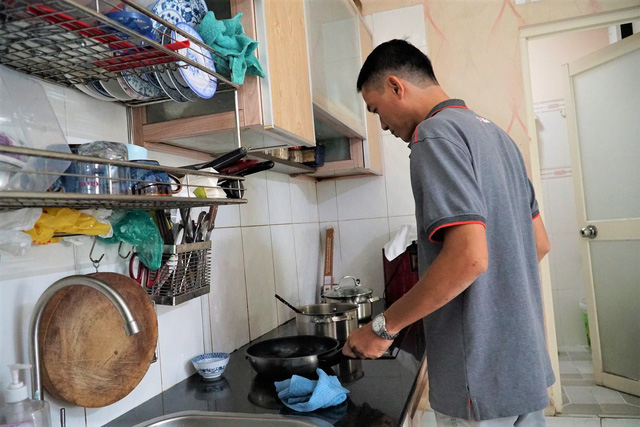 Cuộc sống trong chung cư duy nhất có căn hộ 25 m2 được Bộ Xây dựng chấp thuận - Ảnh 3.