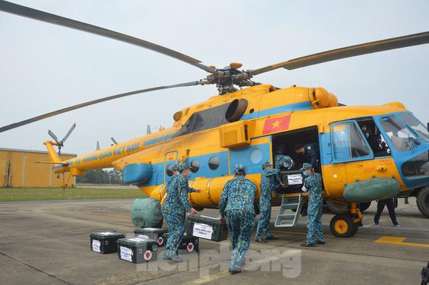 Ảnh: Diễn tập tình huống trên 30.000 người mắc Covid-19 tại Việt Nam - Ảnh 3.